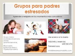 Grupos para padres estresados